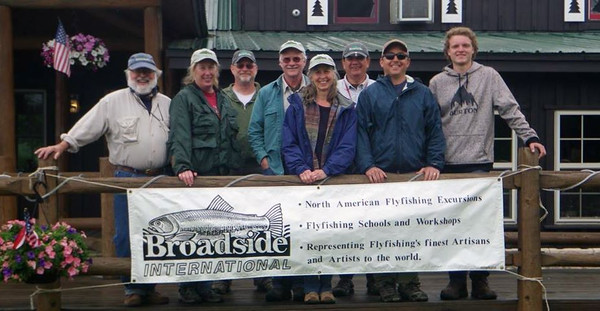 2015 June Fly Fishing School at Tall Timber.