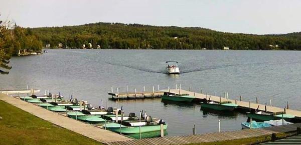 Tall Timber Lodge boat  fleet.